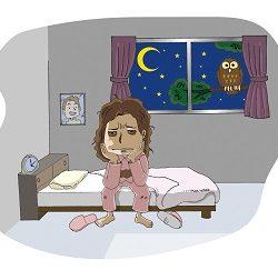 睡眠不足が体に悪影響を及ぼす!?年代別、起こりやすい症状とは?