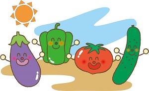 野菜の栄養と土の関係:昔の野菜は美味しかった?