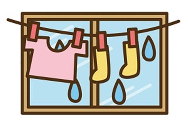 梅雨で外に干せなくても大丈夫。失敗しない部屋干しのコツとは?
