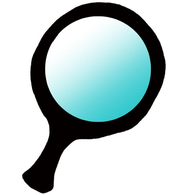 1日3回の鏡チェックで出来る、体内年齢アップの方法とは?