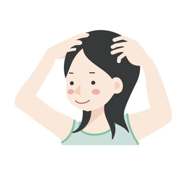 頭皮のつっぱりの原因は「乾燥」でした。元気な髪を育てる「頭皮マッサージ」とは?