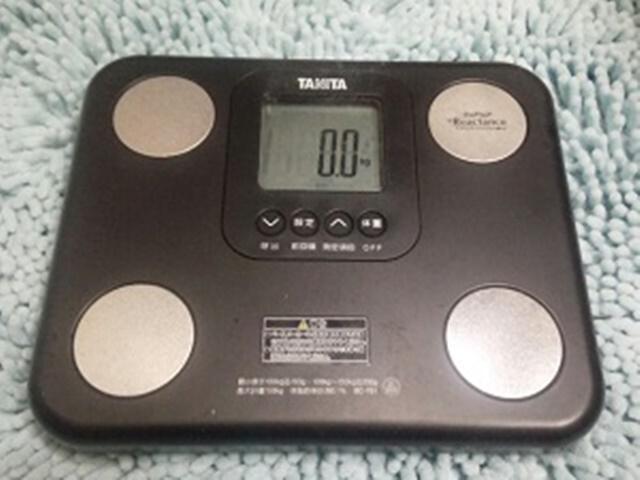 体重計で健康管理しませんか?BMI・体脂肪率・筋肉量・内臓脂肪・基礎代謝量・体内年齢で総合的にチェック。