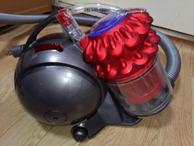掃除機は、やっぱり「ダイソン」。さくらがダイソンを使い続ける理由とは?