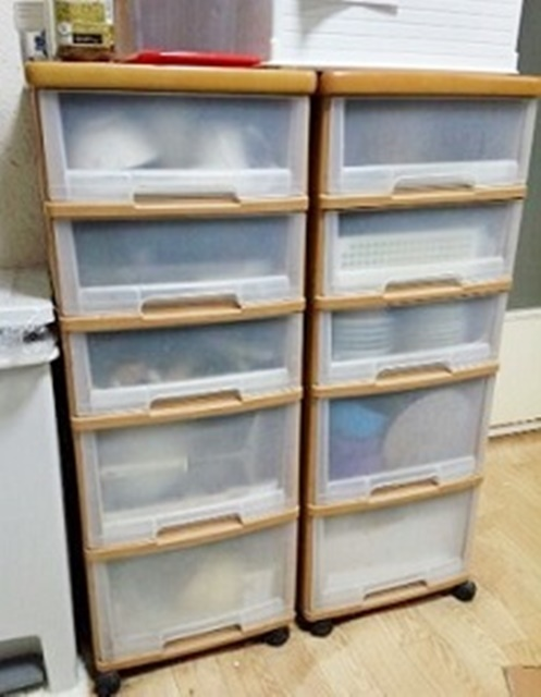 食器の使いやすい収納方法。食器棚なしでも食器は片付く?