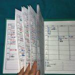 家事ノートの作り方。中身は自分流にアレンジしないと使えない!?