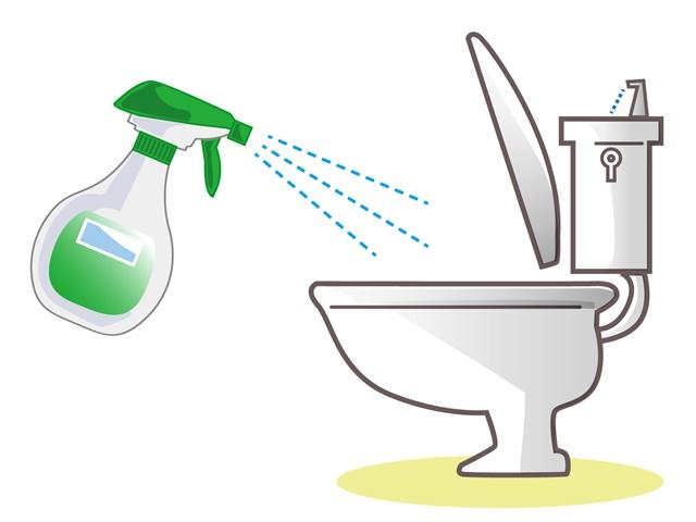 超簡単、トイレ掃除の仕方。毎日できる掃除方法とは?