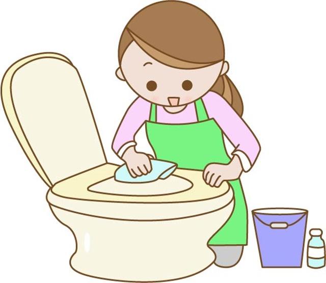 トイレ掃除の仕方。超簡単、毎日できる掃除方法とは?