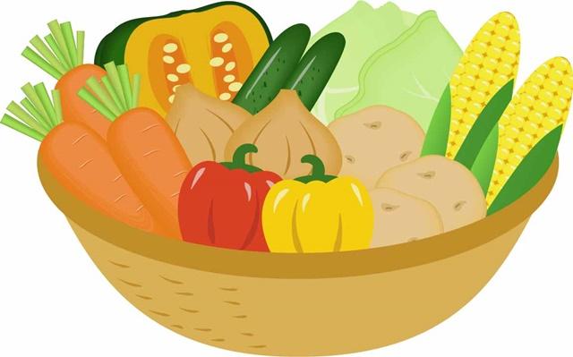 「健康」は食生活から・・・野菜が与える影響とは?