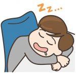 睡眠負債の解消 は、昼寝(パワーナップ)だった?