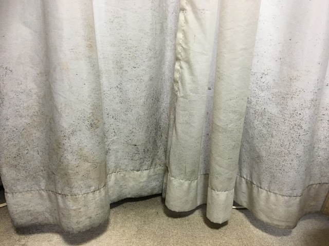 レースのカーテンのカビは、「カビキラー」で落ちるって本当?